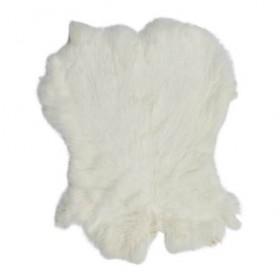 Peau de Lapin Blanc