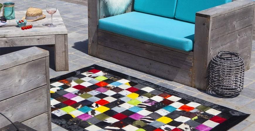 Terrasse, balcon : mettez de la couleur dans votre extérieur !